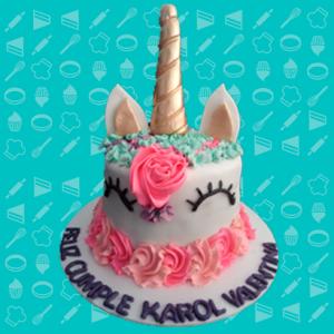 Torta de Unicornio en Bogotá