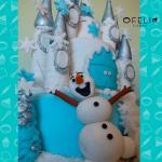 Tortas de Castillo de Frozen en Bogotá
