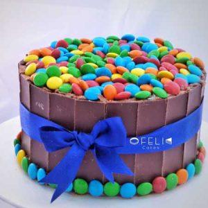 Torta de Chocolates y Dulces en Bogota