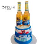 Torta – Cerveza Aguila